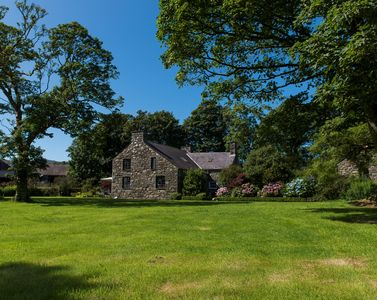 Photo for Charming 5 Bedroom 17th Century Farmhouse and Sea Views