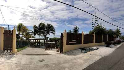 Photo for Complete Beach House W/Swimming Pool Overlooking Caribbean Sea