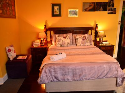 Photo for The Plump Pelican, double room in a private home, self-catering
