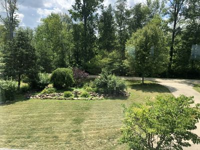 Front Yard and garden