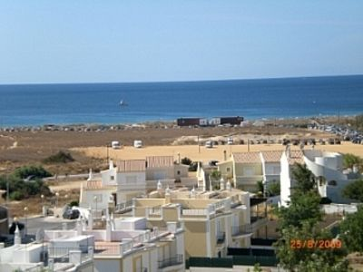 Photo for 1 Bedroom apartment with roof terrace and pool, fantastic sea views