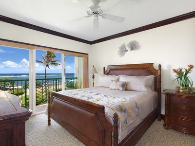 Photo for OCEANFRONT SUITE A306 **AC** Resort Pool & Restaurant