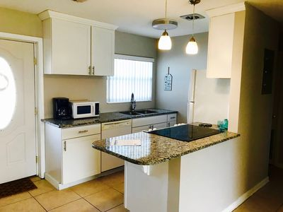 Photo for Chillax In An Affordable 1 Br Condo- Just A Block From The Beach Access