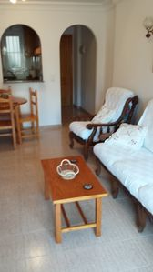 Photo for A traditional gem in the heart of Torrevieja-2 mins walk from blue flag beach.