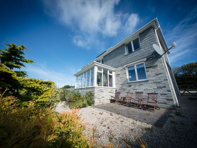 Photo for 4BR Villa Vacation Rental in Crackington-Haven
