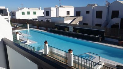 Photo for One Bedroom Apartment With Shared Swimming Pool