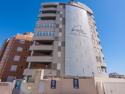 Photo for VELES I VENTS, modern apartment in Calp, Alicante, for 6 guests