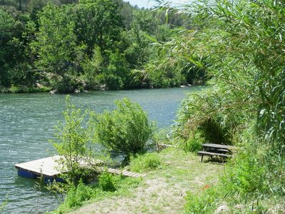 Photo for House / Villa - MURVIEL-LES-BEZIERS on the edge of a beautiful river