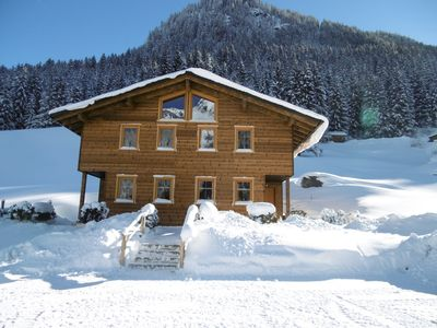 Photo for Maisäß cottage Neuberg Alm - Holidays in the Montafon mountains with sauna