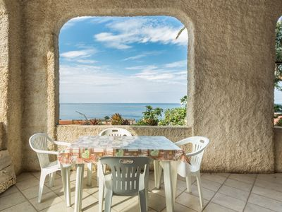 Photo for Apartment with sea view veranda