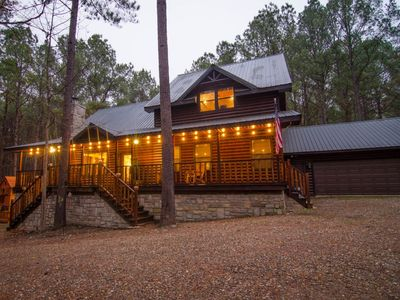 Photo for Firewater Creek Lodge - (5 Bdrm) (High Lux)(HOT TUB)