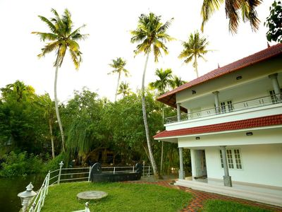 Photo for Elegant & Modern Lake View Resort,Alleppey