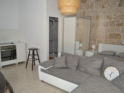 Photo for New beautiful apartment in town center with garden