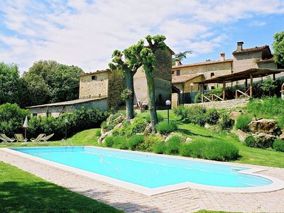 Photo for Stunning apartment with communal pool, restaurant and stunning views