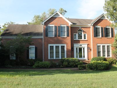Photo for Pets, kids?  Welcome to all!!  Great house, great location!