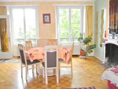 Photo for Spacious apt in Strasbourg and Wifi