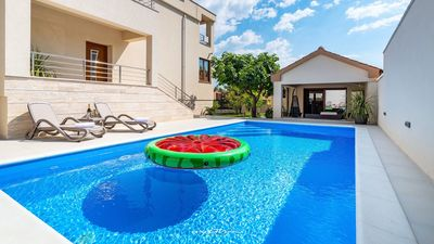 Photo for Modern villa near Zadar