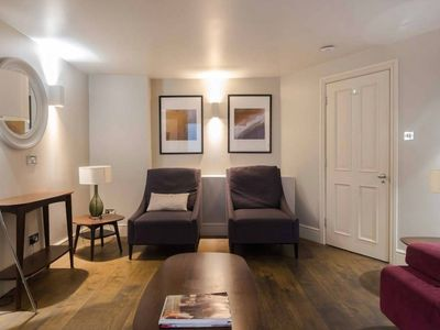 Photo for Apartment in the center of London with Internet, Washing machine (1011922)