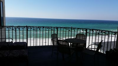 Photo for Watercrest  condo on the sand/Gulf of Mexico
