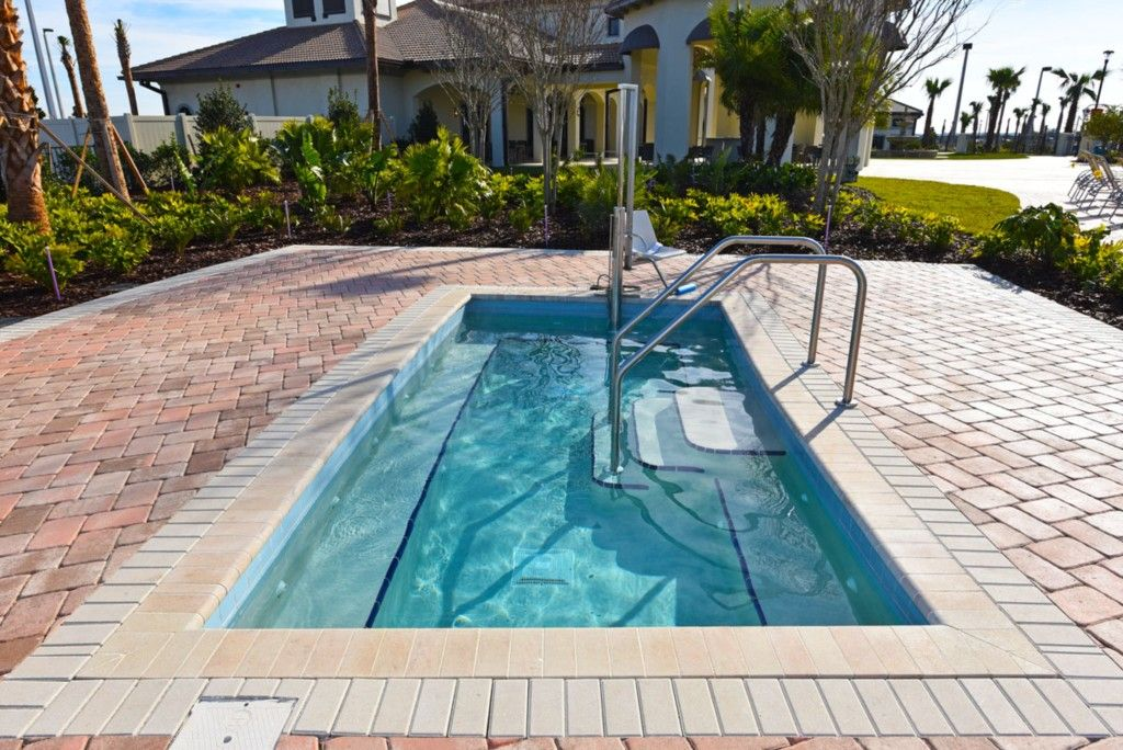 Champions Gate Luxury 6 Bedroom Resort Villa With Spa and Games Room on Golf Course community