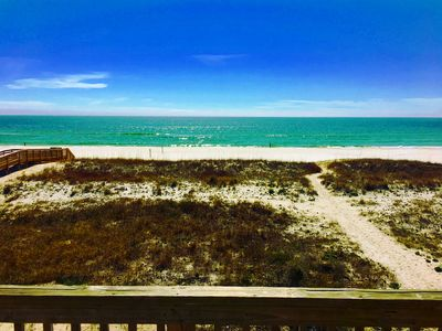 Photo for SPECTACULAR VIEWS!-Luxury Beachfront Townhome with DIRECT Ocean Views!