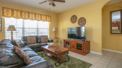 Photo for This home is loaded with amenities and very close to Disney