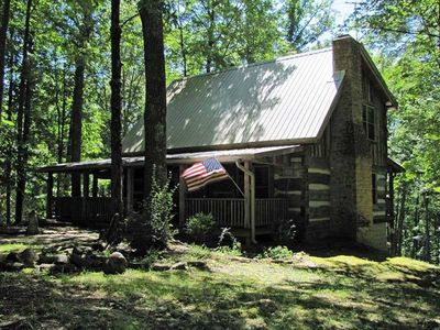 Photo for Kelly Reed Cabin, a special place of the past!