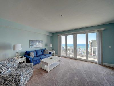 Photo for NEWLY LISTED! Laketown Wharf 805, Great Ocean Views
