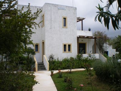 Photo for Quiet & relaxing place over the river, few minutes walk from the beach
