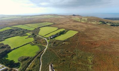 Photo for Bal Cottage lies on the edge of the Penwith Moors in West Cornwall