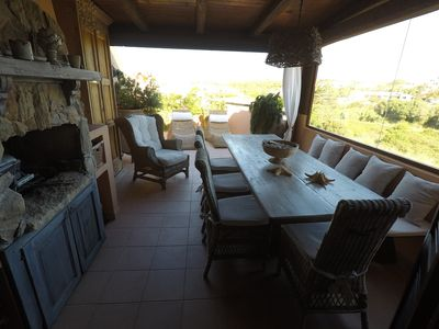Photo for Romantic Penthouse With A Sea View Of The Maddalena Archipelago (sardinia).
