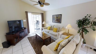 Photo for Modern Bargains - Lake Berkley - Amazing Cozy 4 Beds 2 Baths Villa - 6 Miles To Disney