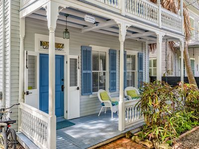Photo for Casa Cayo Hueso in old town Key West 3 bedroom 2 bath with hot tub