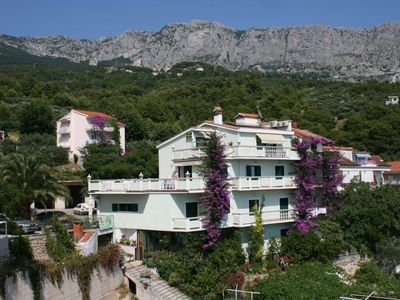 Photo for Apartment in Podgora (Makarska), capacity 6+0