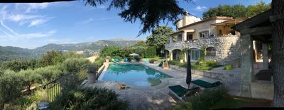 Photo for A PROVENÇAL DREAM: LUXURY PROPERTY WITH LARGE POOL & STUNNING VIEWS.