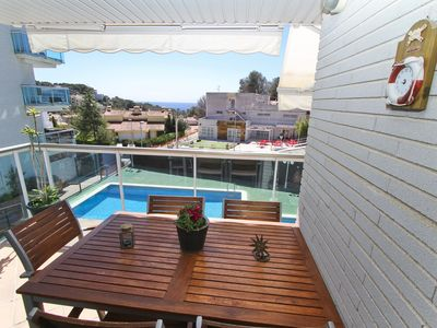 Photo for CALETA ** POOL, PARKING & WIFI FREE **