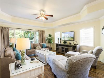 Photo for Enjoy Orlando With Us - Reunion Resort - Beautiful Relaxing 3 Beds 3 Baths Condo - 6 Miles To Disney