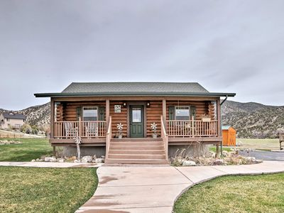 Photo for 1BR Cabin Vacation Rental in Sterling, Utah