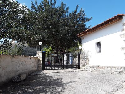 Photo for Charming  village house in beautiful location close to village, beaches, Chania