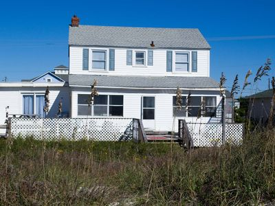 Photo for LARGE SUN PORCH, STEPS AWAY TO BEACH