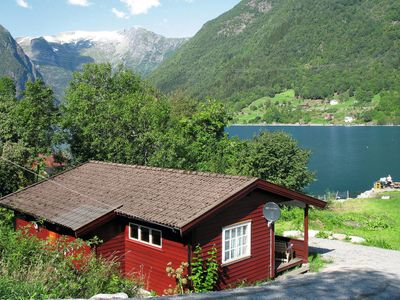 Photo for Vacation home Angelhaus (FJS019) in Sognefjord, Nordfjord, Sunnfjord - 6 persons, 2 bedrooms