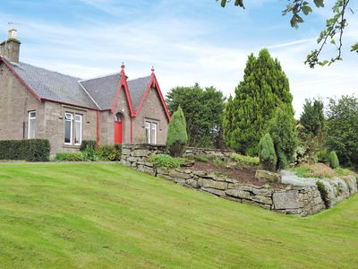 Photo for 4 bedroom accommodation in Coupar Angus, near Blairgowrie