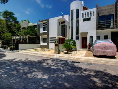 Photo for Casa Mally - A beautiful newly constructed two story, three bedroom townhouse.