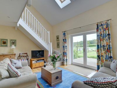 Photo for Eco-friendly holiday home in Canterbury with Garden