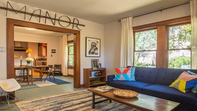 Photo for 1940's Bungalow In The Heart Austin