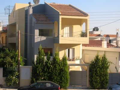 Photo for A luxury, vacation rental in Athens Glyfada, close to beaches, in a quiet area.