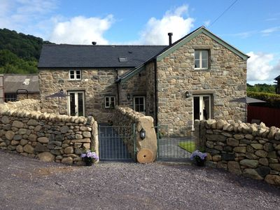 Photo for Cottage located within Snowdonia ,Conwy -Surf Snowdonia -Zip world-Walking