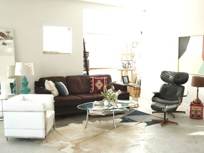 Photo for Modern Space with Designer Furnishings in Ski Town