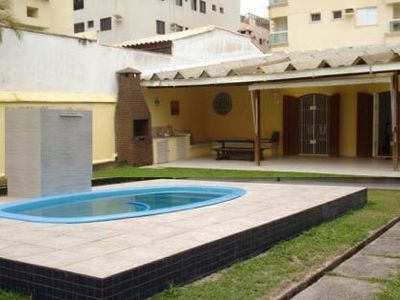 Photo for House with pool for season rental in Guaruja