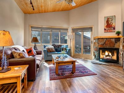 Photo for Abode at Courchevel | Walk to Hiking and Skiing | 2 Miles to Main Street